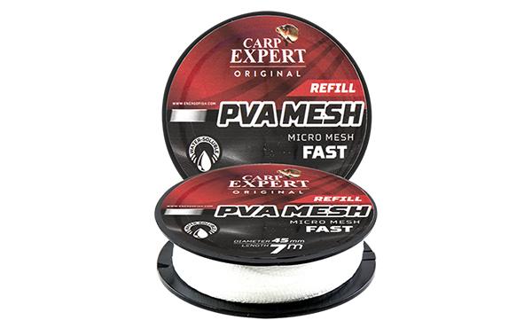 CARP EXPERT PVA REFILL - MICRO MESH FAST