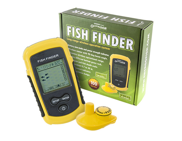 ET WIRELESS FISH FINDER