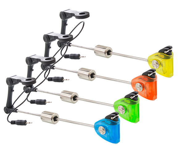 CARP EXPERT DELUXE LED SWINGER WITH ARM