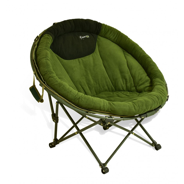 CARPON GREEN SHELL CHAIR
