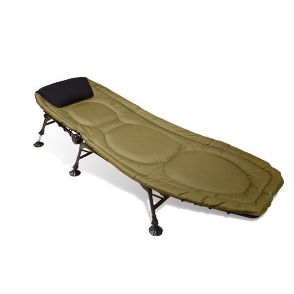 CARPON FLIX GREEN 6 LEGGED BED